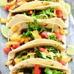 Oven Baked Soft Tacos