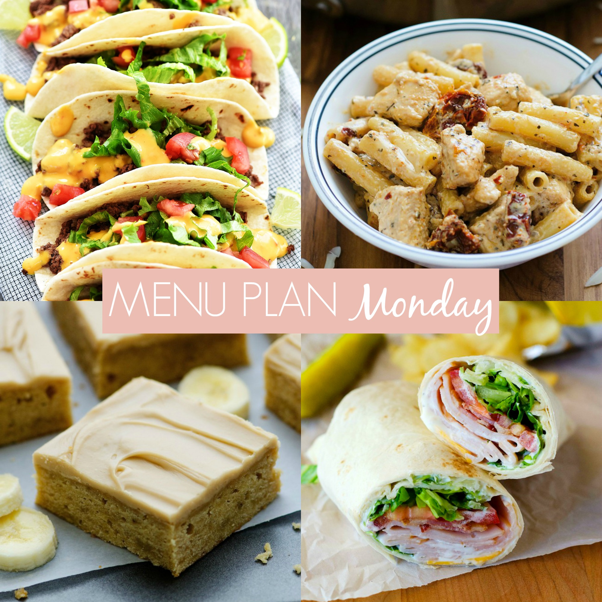 Menu Plan Monday #234