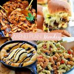 Menu Plan Monday #235