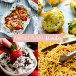Menu Plan Monday #239