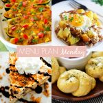 Menu Plan Monday #240