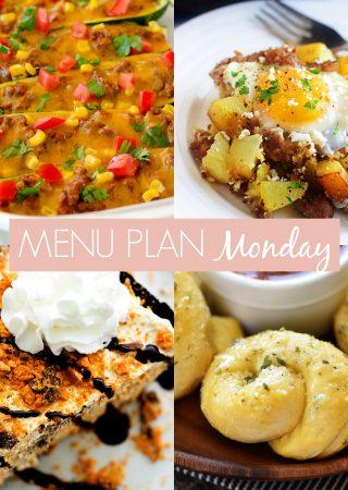 Menu Plan Monday #240