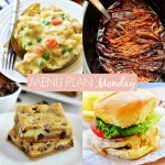 Menu Plan Monday #241