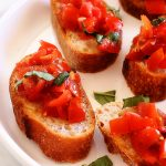 The Best Bruschetta