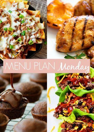 Menu Plan Monday #244
