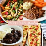 Menu Plan Monday #245