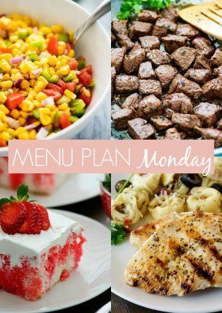 Menu Plan Monday #246
