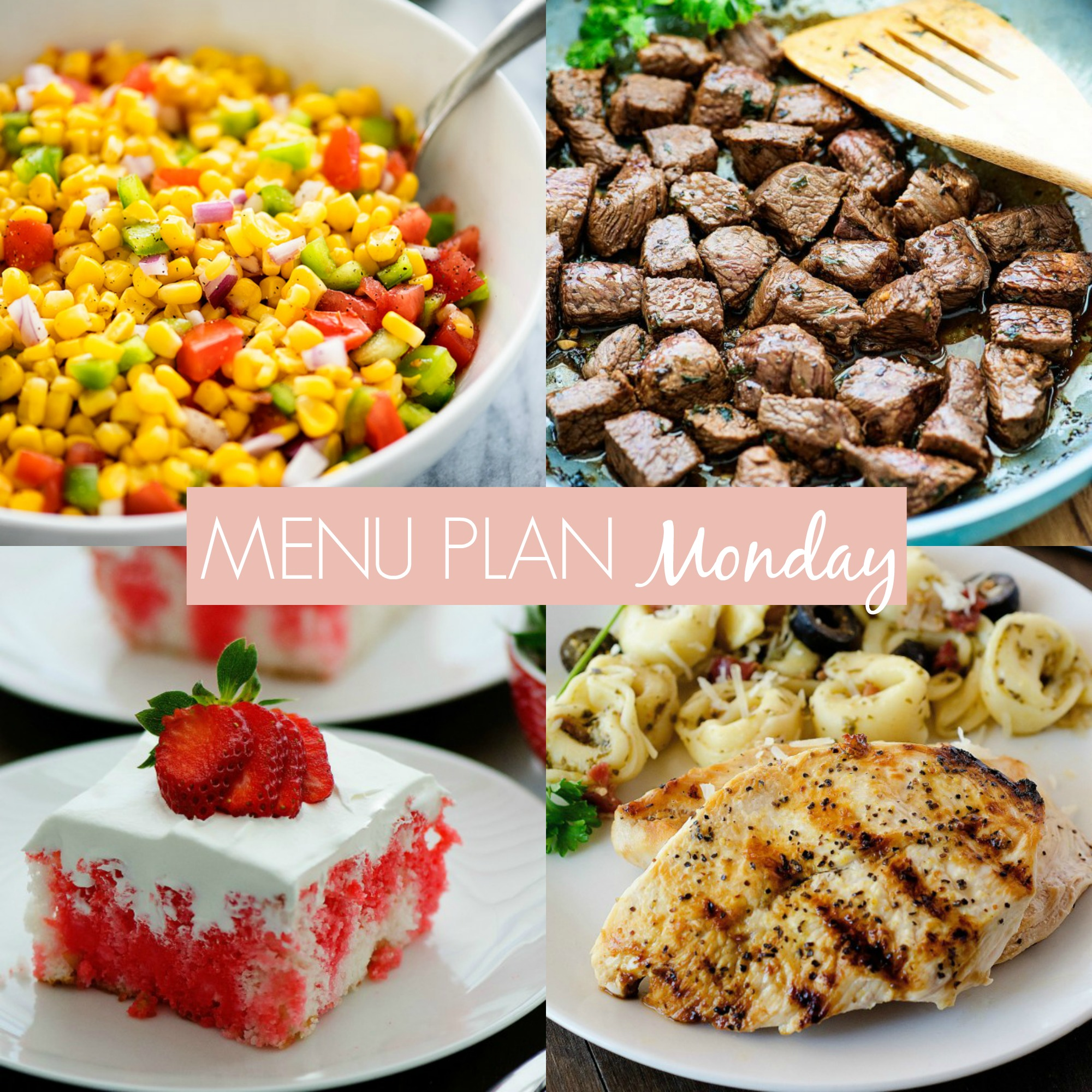 Menu Plan Monday #246