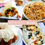 Menu Plan Monday #248