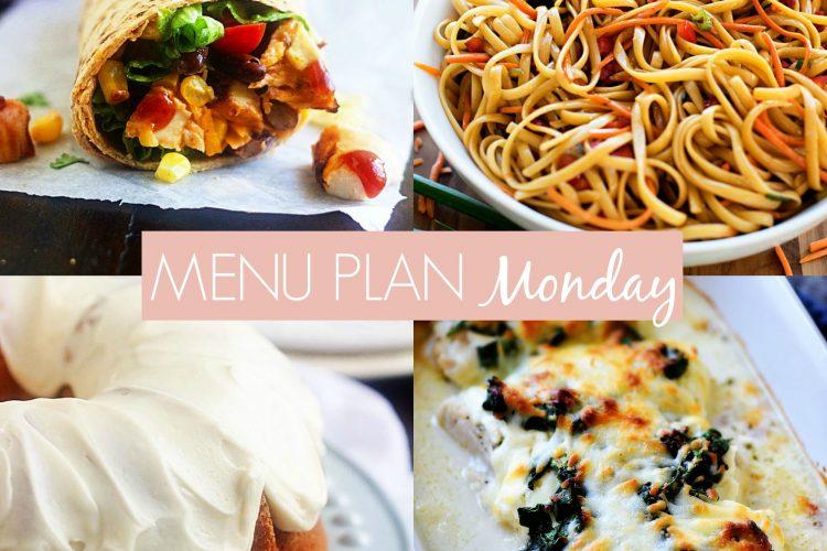 Menu Plan Monday #248