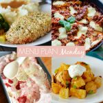 Menu Plan Monday #249