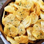 Parmesan Ranch Potato Chips