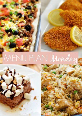 Menu Plan Monday #252