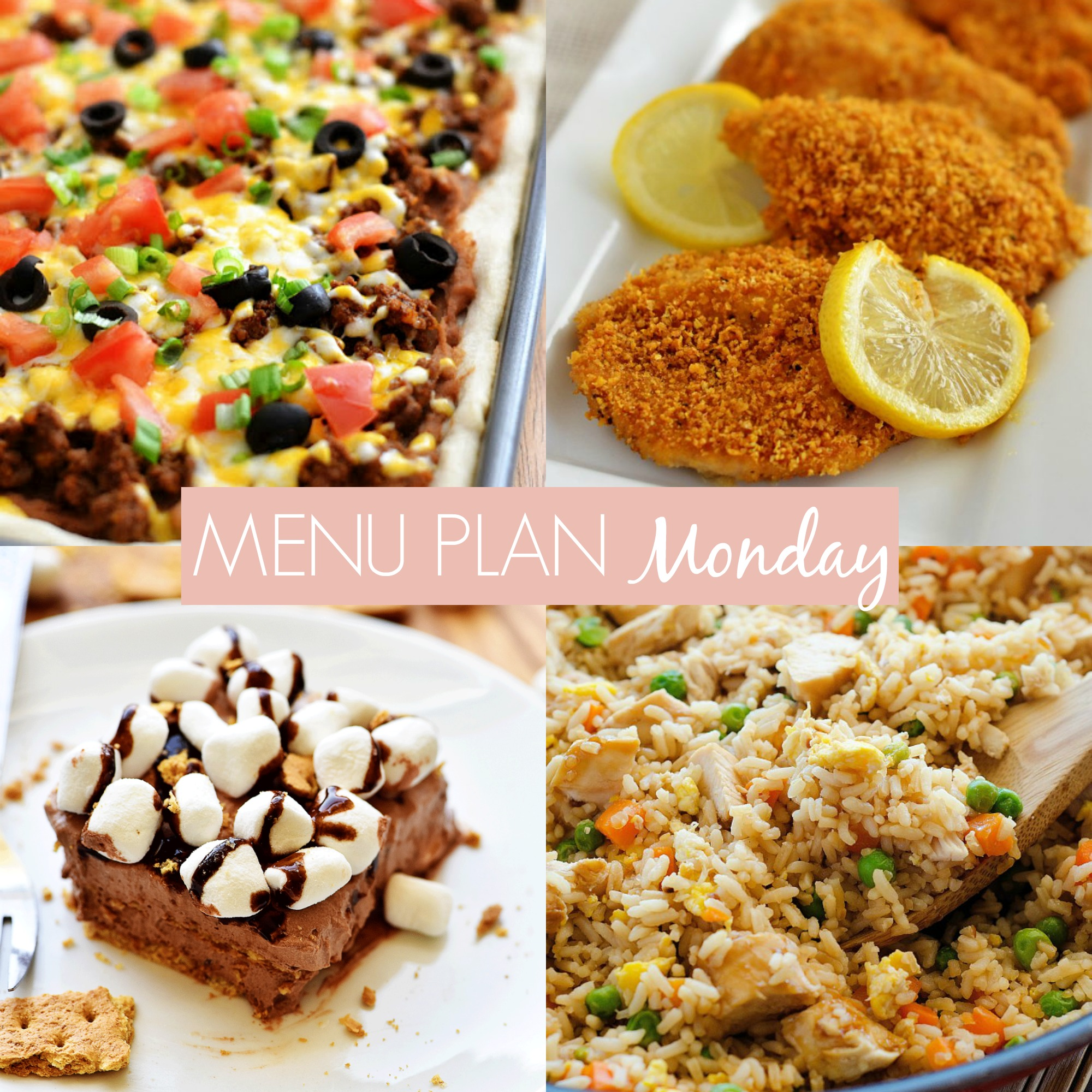 Menu Plan Monday #252