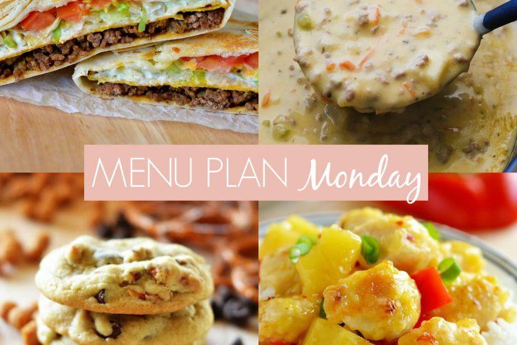 Menu Plan Monday #253