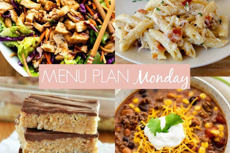 Menu Plan Monday #251