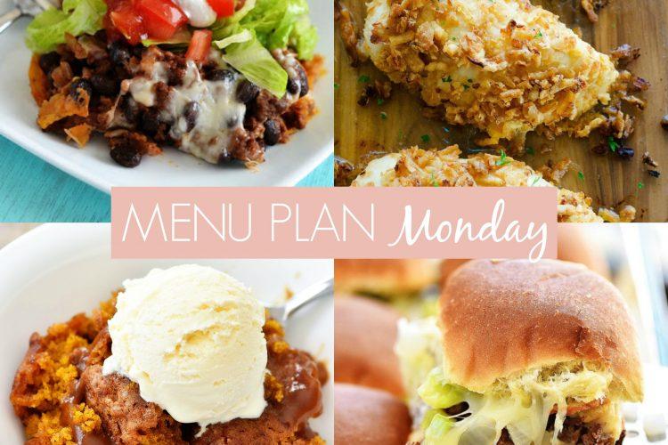 Menu Plan Monday #254