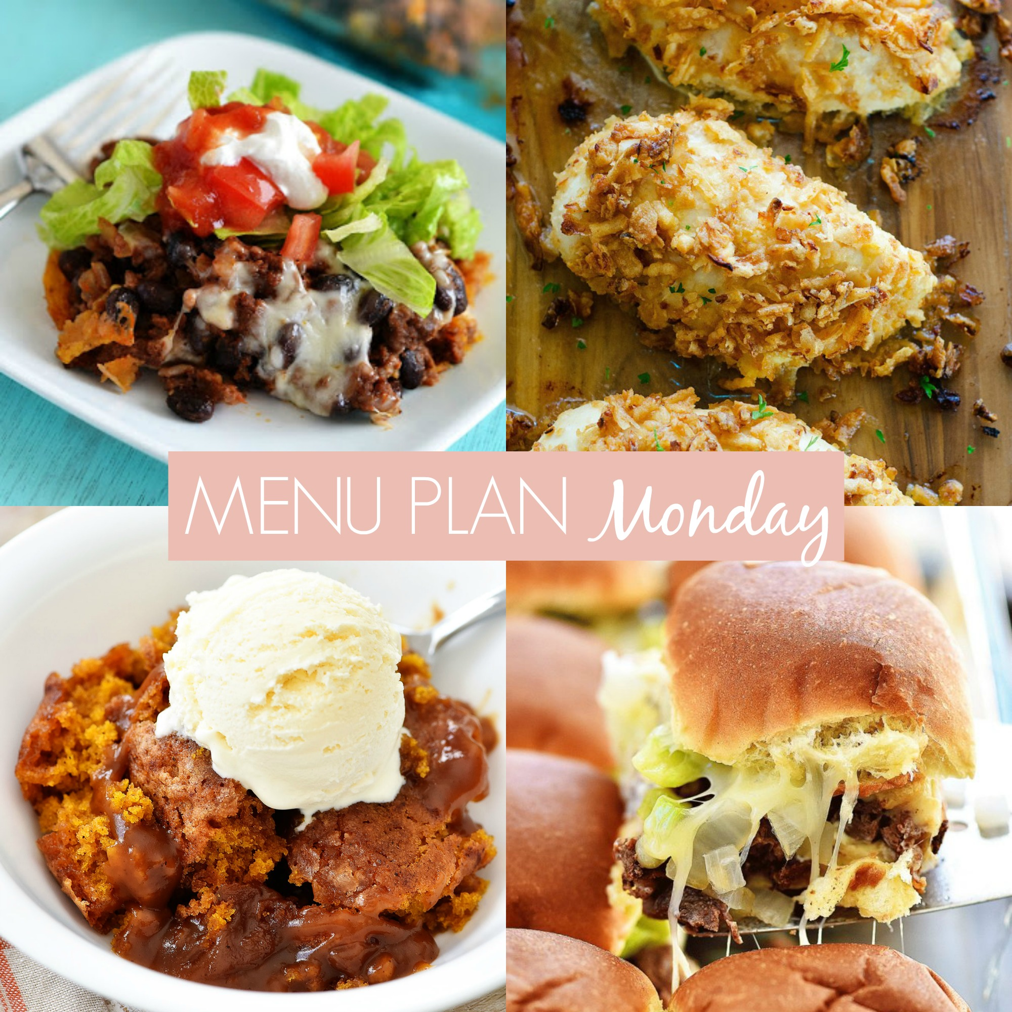 Menu Plan Monday #254