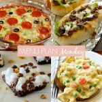 Menu Plan Monday #256