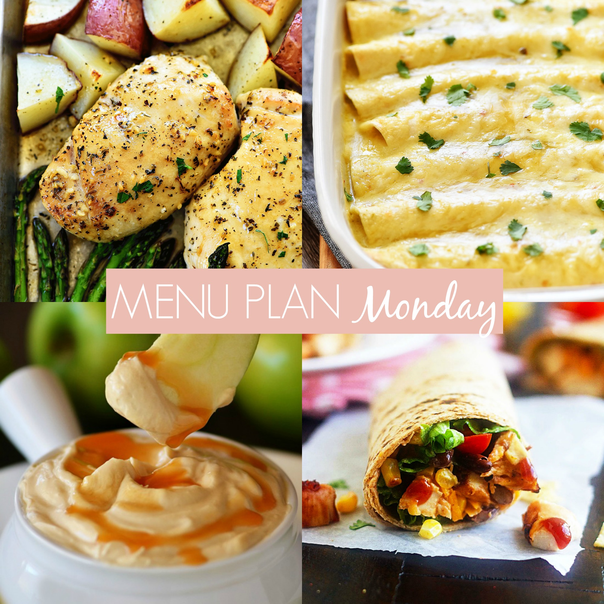 Menu Plan Monday #258