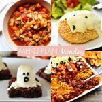 Menu Plan Monday #259