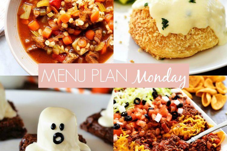 Menu Plan Monday #259