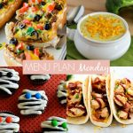 Menu Plan Monday #260