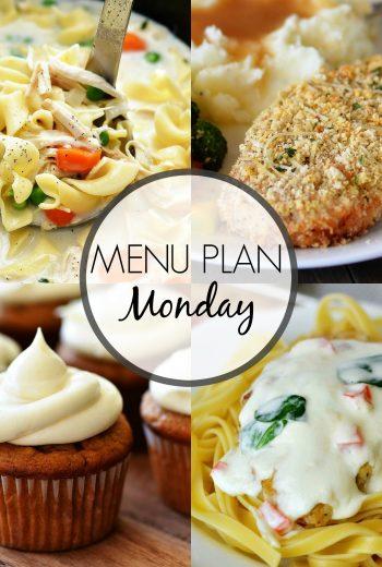 Menu Plan Monday #263