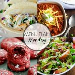 Menu Plan Monday #264
