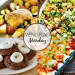 Menu Plan Monday #267