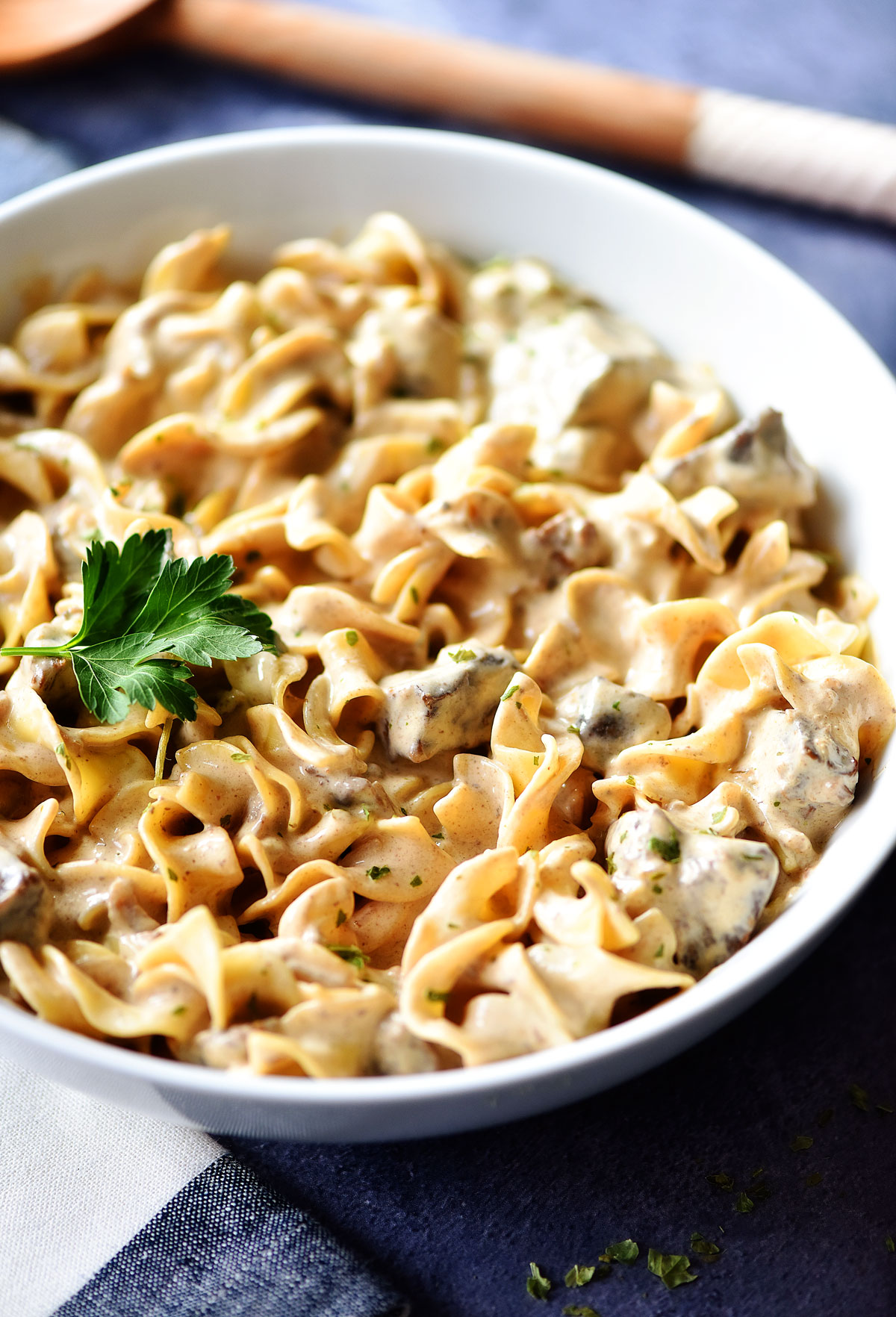 Slow Cooker Beef Stroganoff Life In The Lofthouse