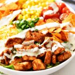 Doritos Chicken Taco Salad