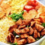 Doritos Chicken Taco Salad