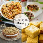 Menu Plan Monday #271