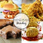 Menu Plan Monday #273