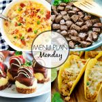 Menu Plan Monday #274