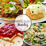 Menu Plan Monday #276