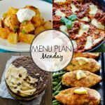 Menu Plan Monday #275
