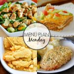 Menu Plan Monday #277