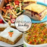 Menu Plan Monday #278