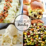 Menu Plan Monday #279