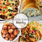 Menu Plan Monday #282