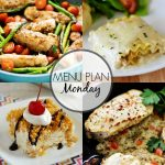 Menu Plan Monday #283