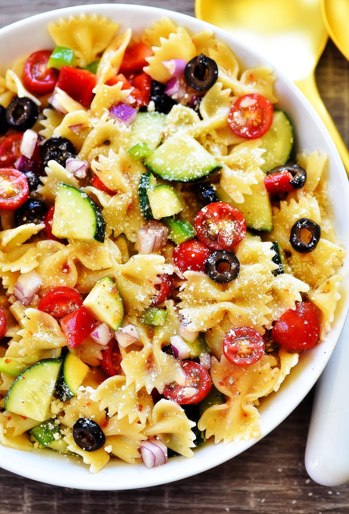 California Pasta Salad Life In The Lofthouse