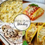 Menu Plan Monday #285
