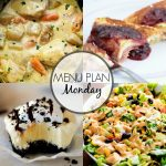 Menu Plan Monday #286