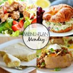 Menu Plan Monday #287