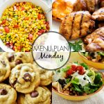Menu Plan Monday #284
