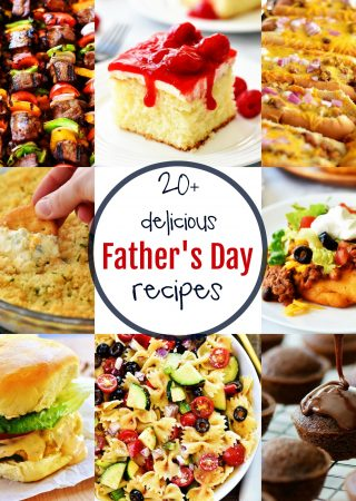 Delicious Father's Day Recipes
