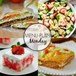 Menu Plan Monday #289